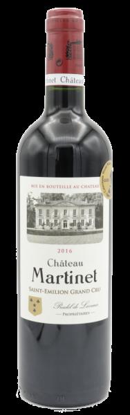 Château Martinet St Emilion Grand Cru 2016