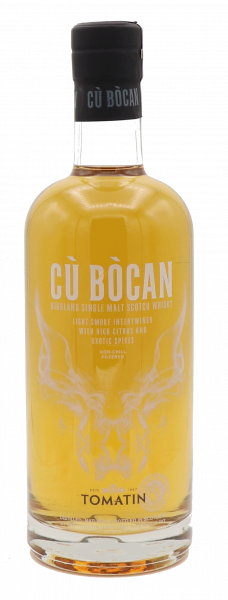 Tomatin Cù Bòcan Single Malt 46%