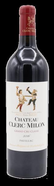 Château Clerc Milon 2016