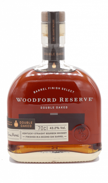 Woodford Reserve, Double Oaked 43,2%