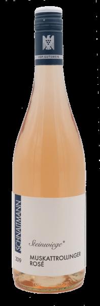 Schnaitmann, Muskattrollinger rosé 2019