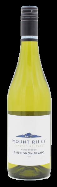 Mount Riley Sauvignon Blanc Limited Release, Marlborough 2020