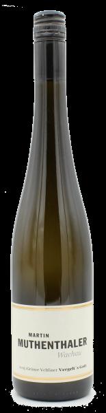 Martin Muthenthaler, Grüner Veltliner Vergelt´s Gott 2015, Qualitätswein Wachau