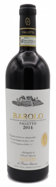 Bruno Giacosa, Barolo Falletto 2014