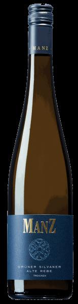 Weingut Manz, Silvaner Alte Reben trocken 2017