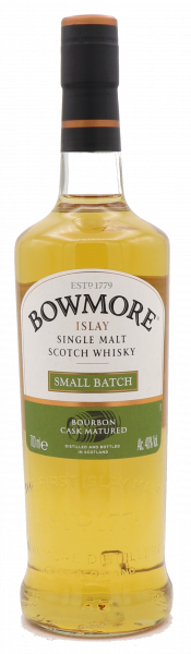 Bowmore, Small batch Single malt, 40%