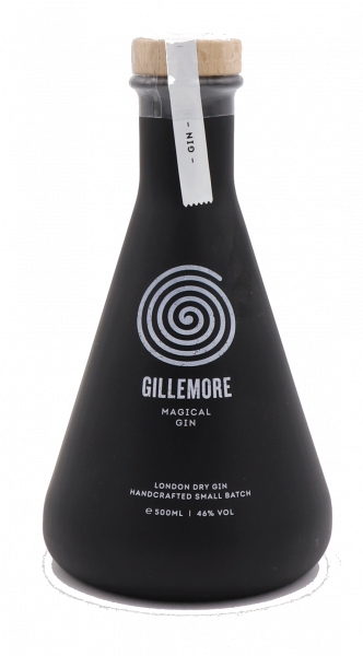 Gillemore Magical Gin, Handcrafted Small Batch 46%