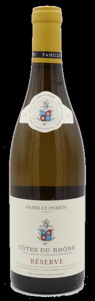 Perrin Reserve, Côtes du Rhône blanc 2019