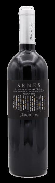 Argiolas, Senes Cannonau di Sardegna Riserva 2015