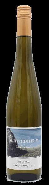 Schwedhelm, Zellertal Chardonnay QbA trocken 2018
