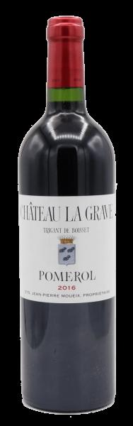 Château La Grave Trigant de Boisset Pomerol 2016