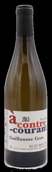 Domaine Guillaume Gros, à contre-courant Vin de Franc blanc