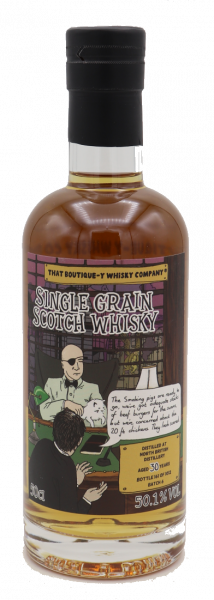 That Boutique-y Whisky Company, North British 30 Years 50,1% #Batch 6 - Limitiert auf 1012 Fl.