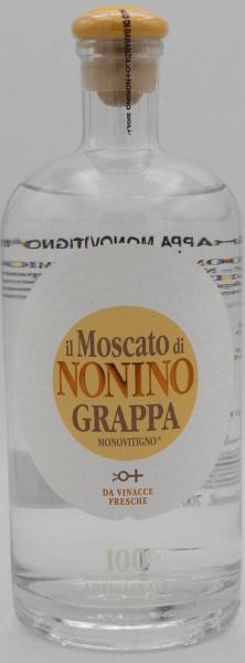 Nonino, Il Moscato di Nonino Grappa Monovitigno 41% (Moscato)
