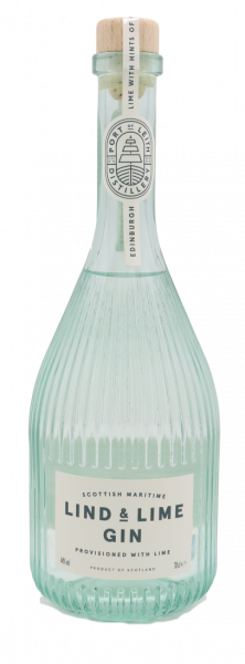 Lind & Lime Scottish Maritime Gin 40%