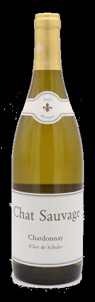 Chat Sauvage, Chardonnay Clos de Schulz 2015