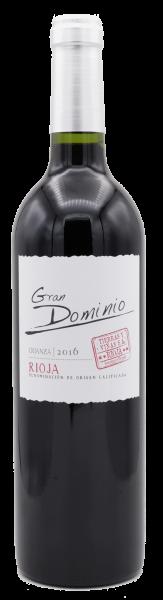 Gran Dominio Rioja Crianza 2016