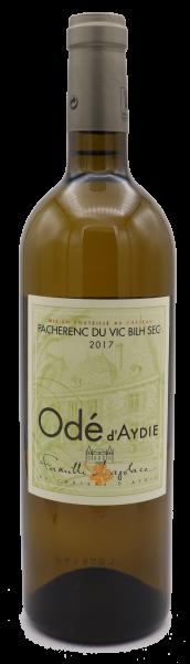 Château Aydie, Pacherenc Vic Bilh sec Odé Aydie 2017
