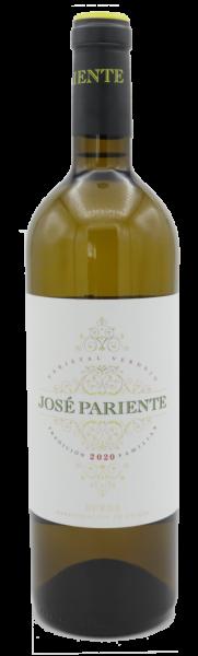 José Pariente Verdejo 2020