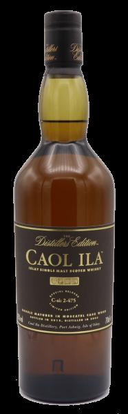 Caol Ila Distillers Edition 2006/2017 Moscatel Cask 43%