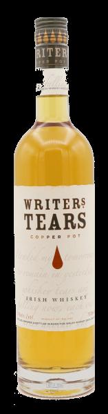Writer's Tears, Copper Pot Irish Whiskey 40%