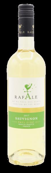 Rafale Sauvignon Blanc VdP d'Oc 2017