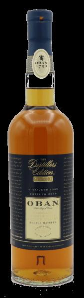 Oban Distillers Edition 2019, Distilled in 2005- Bottled in 2019, Single Malt 43%