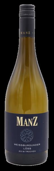 Weingut Manz, Weißburgunder Löss trocken 2018