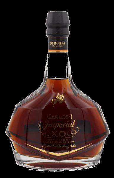 Carlos I Brandy Imperial XO Solera Gran Reserva 40%