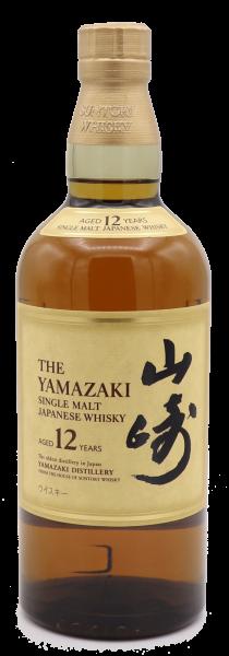 Suntory Whisky The Yamazaki 12 Years 43%