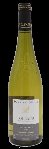 Domaine Malet, Touraine Sauvignon Blanc 2019