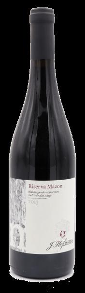 Hofstätter, Pinot Nero Mazon, Südtirol DOC Riserva 2013