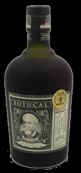 Botucal Reserva Exclusiva Rum 12 years 40%