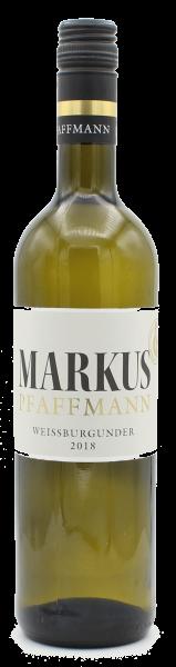 Markus Pfaffmann, Weißburgunder QbA 2019 trocken