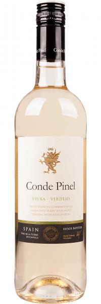 Conde Pinel, Viura & Verdejo Blanco 2018