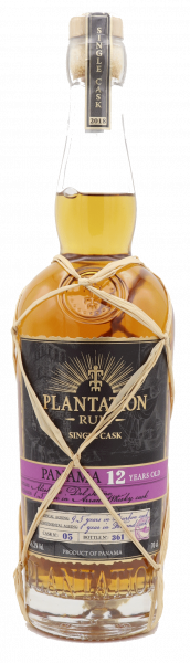 Plantation Single Cask Rum 2018 Panama 12 Years Arran Whisky
