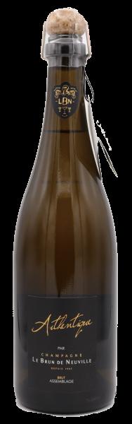 Champagne Le Brun de Neuville Authentique Assemblage Blanc brut