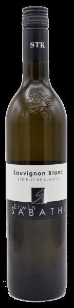 Erwin Sabathi, Sauvignon Blanc Steirische Klassik 2016