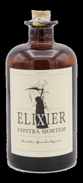 ELIXIER Contra Mortem, Kräuterliqueur 45%