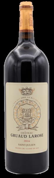 Château Gruaud Larose Saint-Julien 2016 Magnum