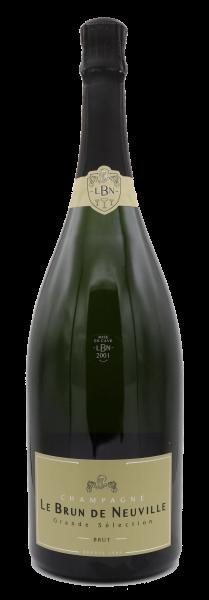 Champagne Le Brun de Neuville Grande Sélection Magnum