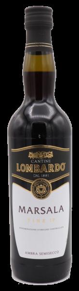 Lombardo Fine Marsala Semisecco
