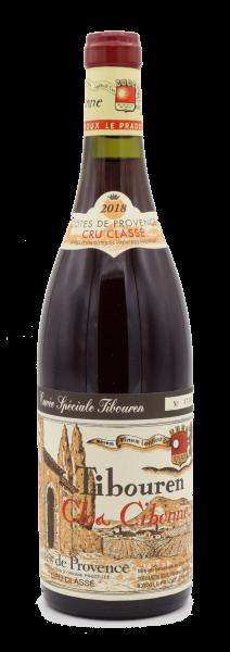Clos Cibonne Cuvée Spéciale Tibouren Cru Classé Rouge 2019