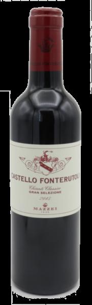 Marchesi Mazzei, Chianti Classico Gran Selezione Castello di Fonterutoli 2015 0,375l