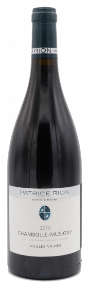 Patrice Rion, Chambolle-Musigny Vieilles Vignes rouge 2015