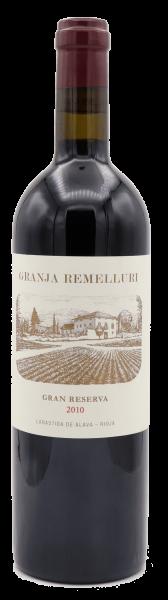 Remelluri Rioja Gran Reserva 2010