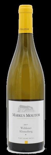 Molitor, Pinot Blanc Wehlener Klosterberg* 2017 trocken