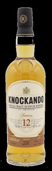 Knockando 12 Years Single Malt 43%