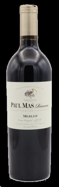Domaine Paul Mas, Estate Merlot 2018