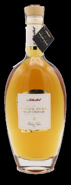 """Scheibel Edles Fass 350 """"Glut-Orange"""" Spirituose 40%"""